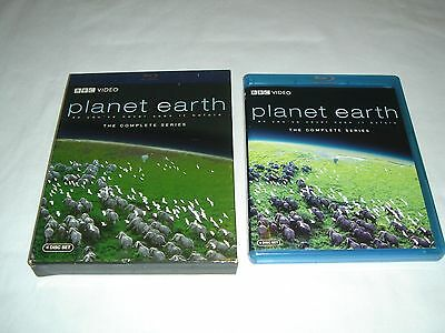 Planet Earth - The Complete Collection (Blu-ray Disc) - Missing Disc 3