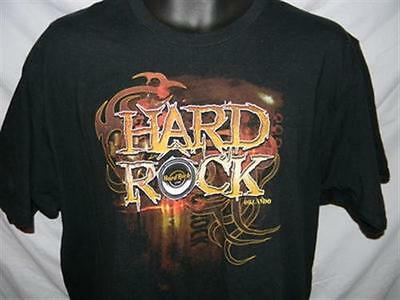 Hard Rock Cafe Orlando FL Authentic Hard Rock Live Mens XL T-Shirt All Is One