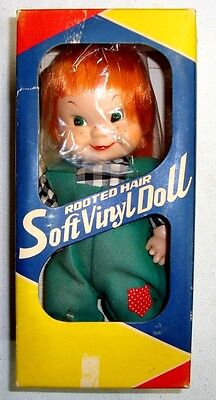 Goebel Good Luck Doll - Look a like - New in Box -  Never Displayed  NIB NOS