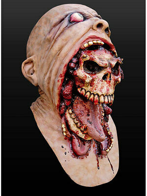 Parasit Maske Latex Monster Halloween Horror Grusel