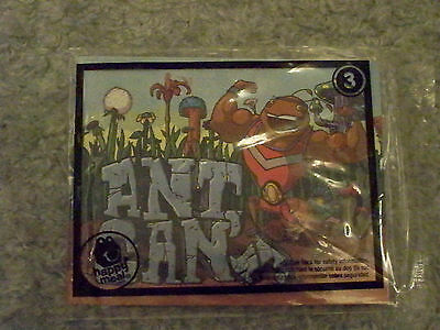 ANT CANT Mc Donald's Happy Meal Toy BOOK #3  comic booklet cartoon NEW
