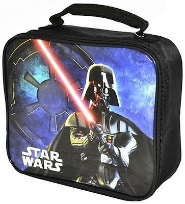 Star Wars: Darth Vader Insulated Lunch / Cool Bag - New & Official Lucasfilm