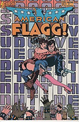 First Comics! American Flagg! Issue 5!