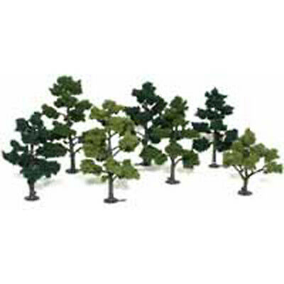 NEW Woodland Scenics Tree Kits 5x7  (7) TR1103