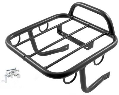 Luggage Rack black for RIEJU RR