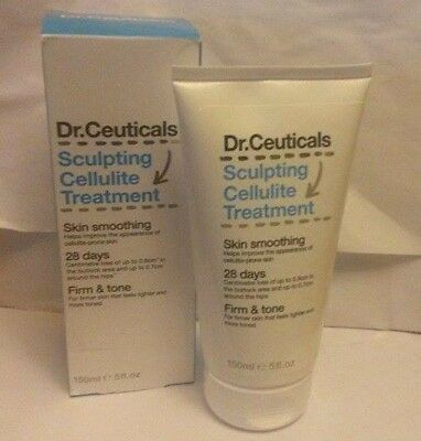 Dr. Ceuticals Sculpting Cellulite Treatment For Buttock Area & Around Hips 150ML
