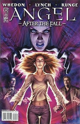 Angel - After the Fall (2007-2011) #9 (Cover B)