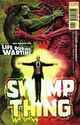 Swamp Thing Vol. 4 (2004-2006) #5