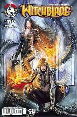 Witchblade (1995-2015) #116
