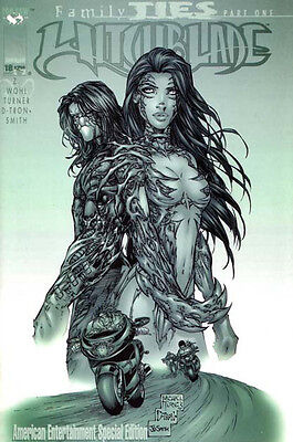 Witchblade (1995-2015) #18 (American Entertainment Variant)