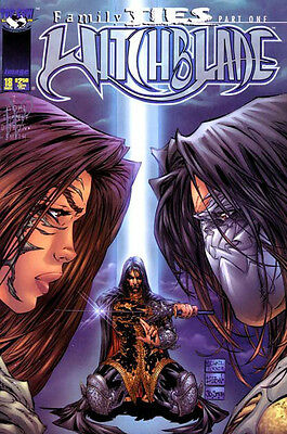 Witchblade (1995-2015) #18 (Variant)