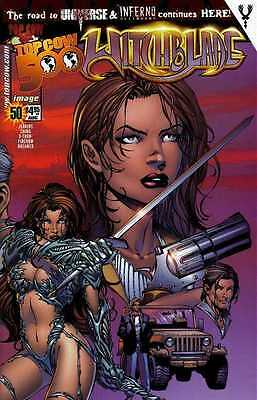 WWitchblade (1995-2015) #50 (Ching Variant)
