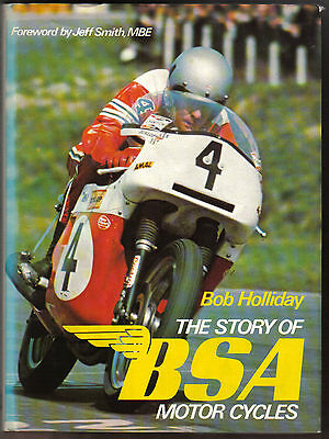 BSA Motorcycles The Story of by Holliday Firearms & Motorcycles Racing Riders TT