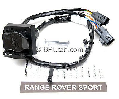 20102011 RANGE Rover Sport Tow Hitch Trailer Wiring Harness