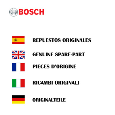 1607233352 Electronic Module: Genuine BOSCH-SKIL-DREMEL spare-part