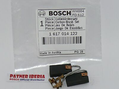 1617014122 BOSCH Carbon-Brush GBH5-40 GBH38 GBH5DCE GSH5CE GSH4 (locate bellow)