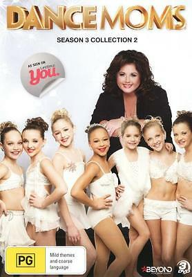 Dance Moms: Season 3 Collection 2  - DVD - NEW Region 4