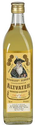 Altvater Kräuter-Liqueur herbal liqueur 38% ALC/VOL 750mL