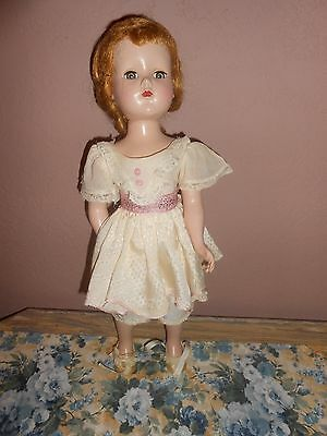 Vintage Head Turning  Doll