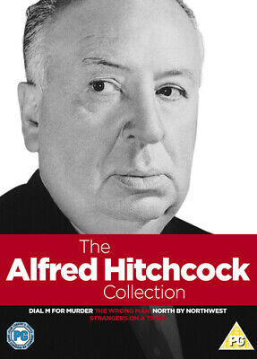 Alfred Hitchcock: Signature Collection DVD (2009) Grace Kelly ***NEW***