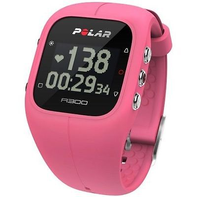 Polar 90054237 - A300 Fitness and Activity Monitor w/o HR - Pink
