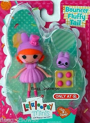 *Lalaloopsy* BOUNCER FLUFFY TAIL MINI DOLL- Exclusive 2015 Easter Edition!!