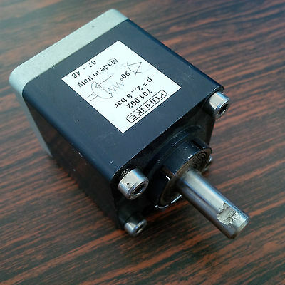 kuhnke 701.002 Miniature Rotary Actuator Cylinder