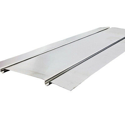 Aluminium Heat Spreader Plates for Water Underfloor Heating Systems