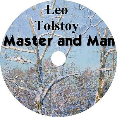 Master and Man, Leo Tolstoy Finding True Faith Audiobook on 1 MP3 CD