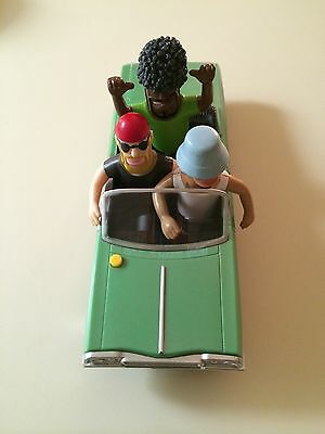 Cheech And Chong Old School LW-RDR Collectible Car With Music And Bobble Heads
