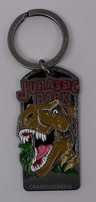 NEW Universal Studios Jurassic Park Trex Eating Logo Best Vacation Ever Pin Verzamelingen