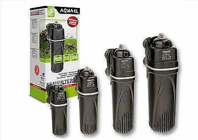 AQUAEL Fan Internal Aquarium Fish Tank Filter Pump All Size's