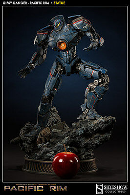 Gipsy Danger The Steel Titan Pacific Rim Roboter Mech Statue Sideshow
