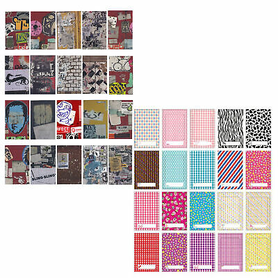 40 Sheets 2 Styles Instant Films Sticker For FujiFilm Instax Mini 8 7s 25 50s #4