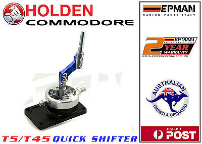 EPMAN Racing Holden COMMODORE T5 T45 5 Speed Quick Shift Short Throw Shifter
