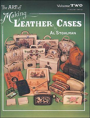 The Art Of Making Leather Cases Volume 2 Tandy Leather 61941-02