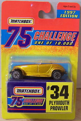 ctd-Matchbox 1997 Gold 75 Challenge #034-Plymouth Prowler