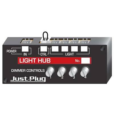 NEW Woodland Scenics Just Plug Light Hub JP5701