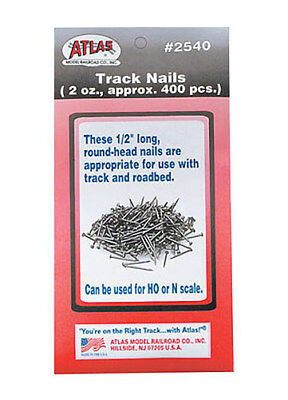 NEW Atlas Track Nails 2540