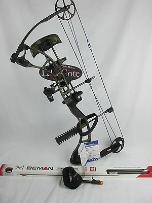 "G5 Quest Storm Realtree Xtra Camo 23-27"" 30-60 RIGHT HAND compound bow package"