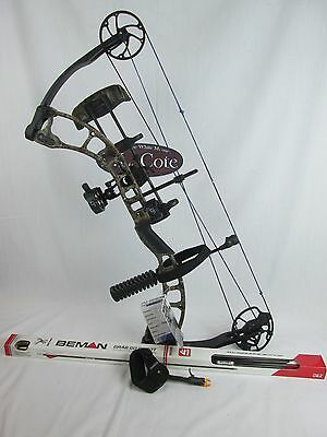"""G5 Quest Forge Realtree Xtra Camo 25.5-30"""" 40-70 RH compound bow package"""
