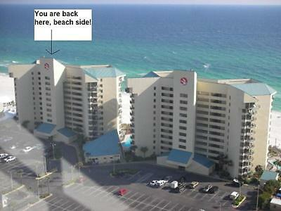 BEACHFRONT PANAMA CITY BEACH CONDO -  October 24th -- October 31st