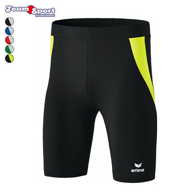 Erima Running Short Tight - Kinder / Fitness Laufen Jogging / Gr. 116 - 164