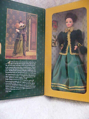 Yuletide Romance  Barbie doll  Hallmark Special Edition  third in series  15621