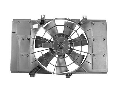 Dual Radiator and Condenser Fan Assembly APDI 6017111