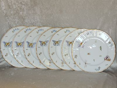 "Anna Weatherley Spring in Budapest 10.5"" Round Dinner Plate Hand Painted Hungary"