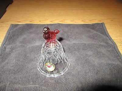 hofbauer crystal bell song bird collection