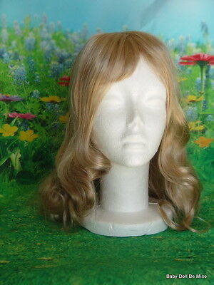 "Masterpiece * Coco * Blonde *  Wig Only * (  No Doll Included )  For 39""  Doll"