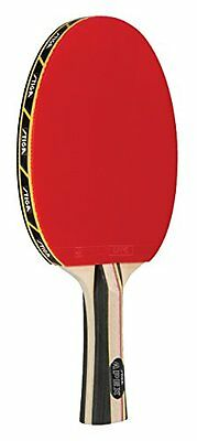 STIGA Apex Table Tennis Racket, New, Ping-Pong Performance-Level Paddle