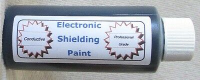 LARGE 2 oz Military GRADE Electronic Shielding Paint . Conductive